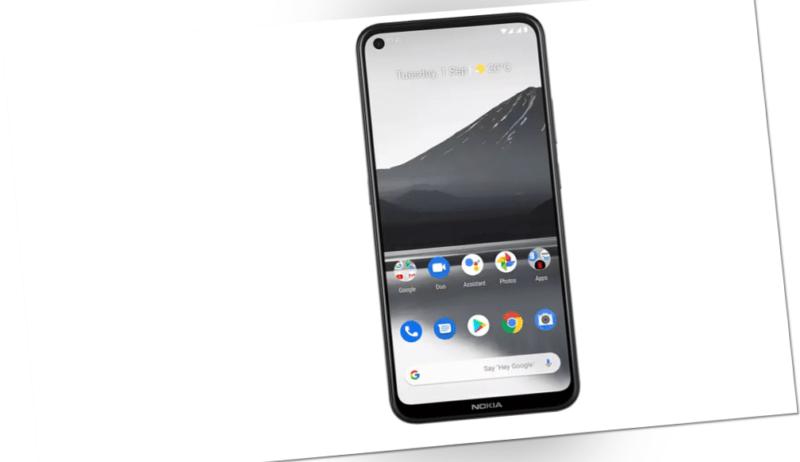 NOKIA 3.4 64GB CHARCOAL Android Handy LTE Einsteiger 64 GB