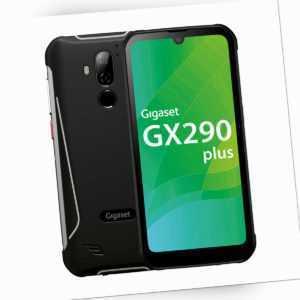 Gigaset GX290 Plus Titanium Grey, IPS Display, 32 GB, 13 MP, USB-C, BRANDNEU