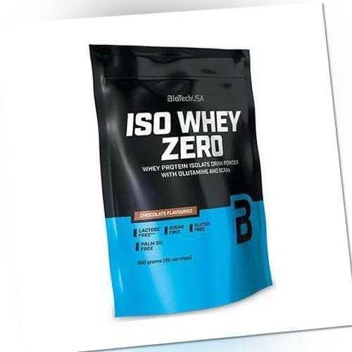 Iso Whey Zero 0.5kg