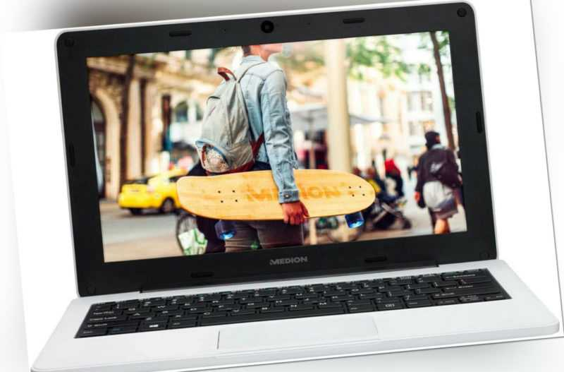 MEDION AKOYA E11201 (MD61860), Notebook mit 11,6 Zoll,4 GB RAM,64GB
