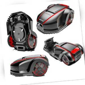 Matrix Automowtic Mähroboter MOW800 m² Rasenroboter Roboter Rasenmäher + Zubehör