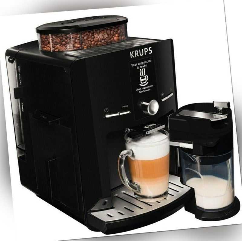 Krups EA8298 One-Touch-Vollautomat Kaffeevollautomat Kaffeemaschine