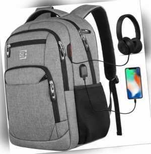 Herren Damen Laptop Rucksack Schulrucksack Freizeit/Sport Reise Wandern Backpack