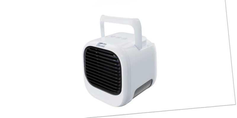 SILVERCREST Mini-Luftkühler STLH 8 B2 Tisch-Klima Luftbefeuchtung *B-Ware