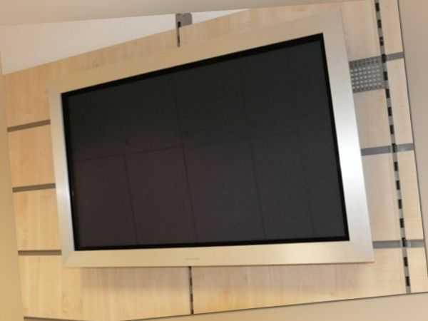 B&O Bang & Olufsen BeoVision 4-42 Plasma Monitor TV inkl. Beosystem 2