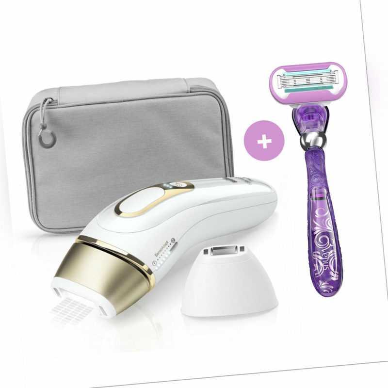 BRAUN PL 5117 Silk Expert Pro 5 IPL Haarentfernungssystem Lichtimpuls Lasergerät