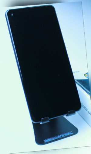 Samsung Galaxy A21s (A217F/DSN) 32GB Dual-SIM black NEUWERTIG vom Händler