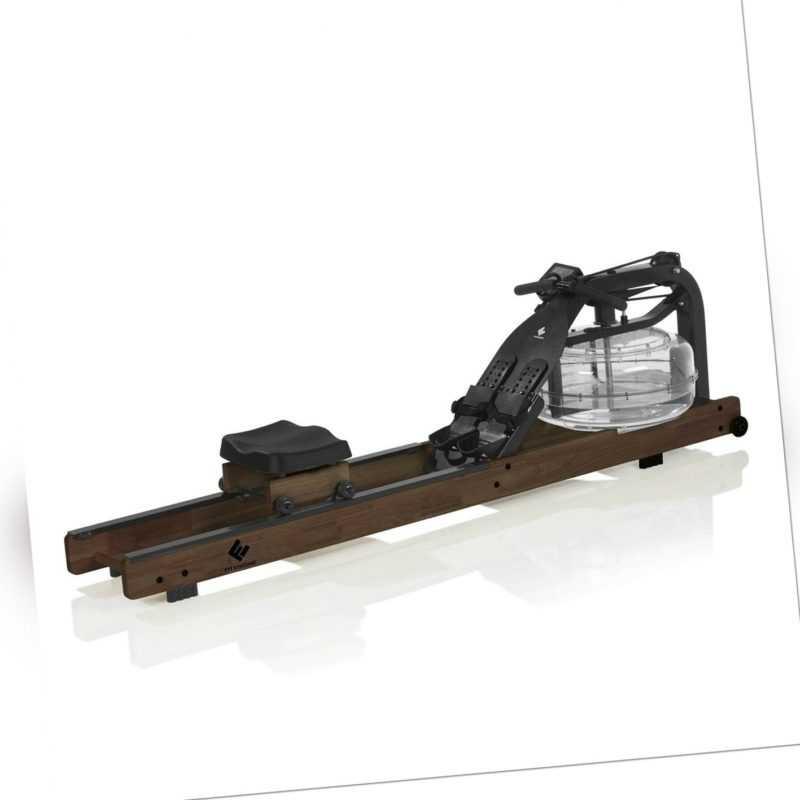 Rudergerät Rudermaschine Wasser Fitness Training Computer Heimtrainer FitEngine