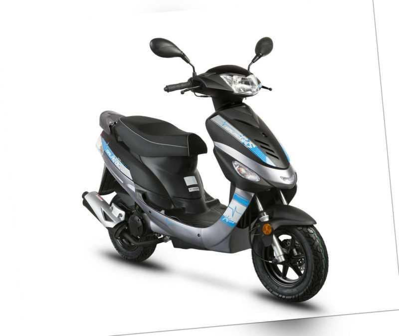 Motorroller GMX 460 Sport G 45 km/h Euro 5 Mokick Roller...