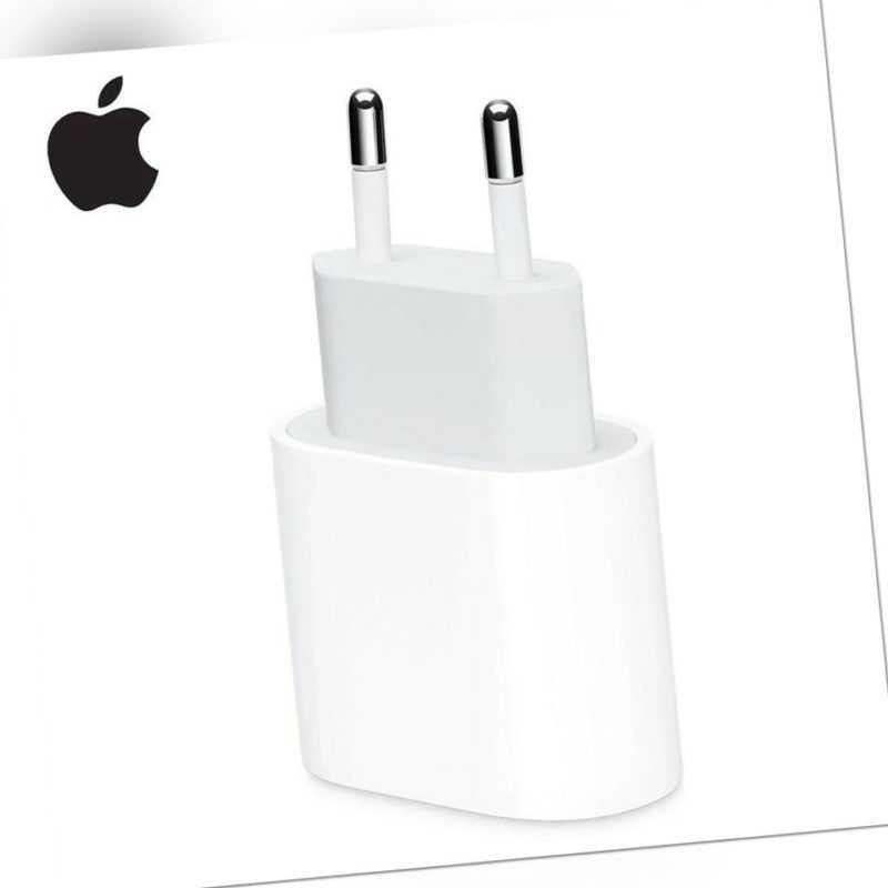 Für Apple iPhone 12 12 Pro Max Ladegerät Netzteil 20W USB-C Power Adapter IPad