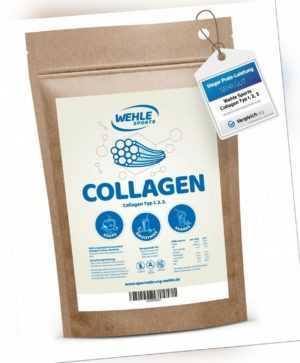 Collagen Protein Pulver 100% Kollagen Hydrolysat Peptide