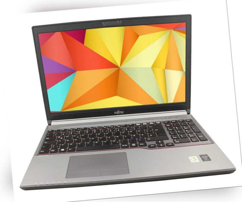 Fujitsu Lifebook E754 Core i5-4200M 2,5Ghz 4GB 250GB HDD 15,6``TFT