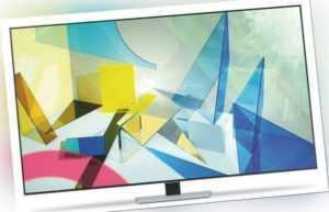Samsung GQ65Q87TGTXZG Fernseher QLED Smart TV 65 Zoll 4K HDR USB-Aufnahme EEK: B