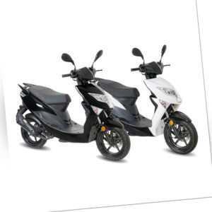 Sportroller GMX 460 Sport B 25 kmh Moped 25er 50ccm sportlich...