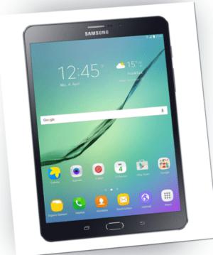 ⭐ Samsung Galaxy Tab S2 Mini 8,0 Zoll SM-T719 LTE 4G Wlan 32GB Schwarz Tablet ⭐