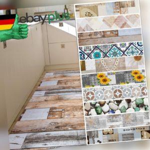 Küchenläufer abwaschbar Teppichläufer Läufer Küchenteppich - modern und schick