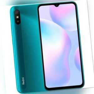 Xiaomi Redmi 9AT Smartphone 32GB peacock green Android Handy...