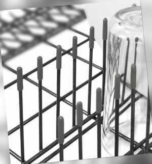 100x Spülmaschinen-Gestell-Abdeckkappen für ALLE Geschirrspüler, Rost Schutz