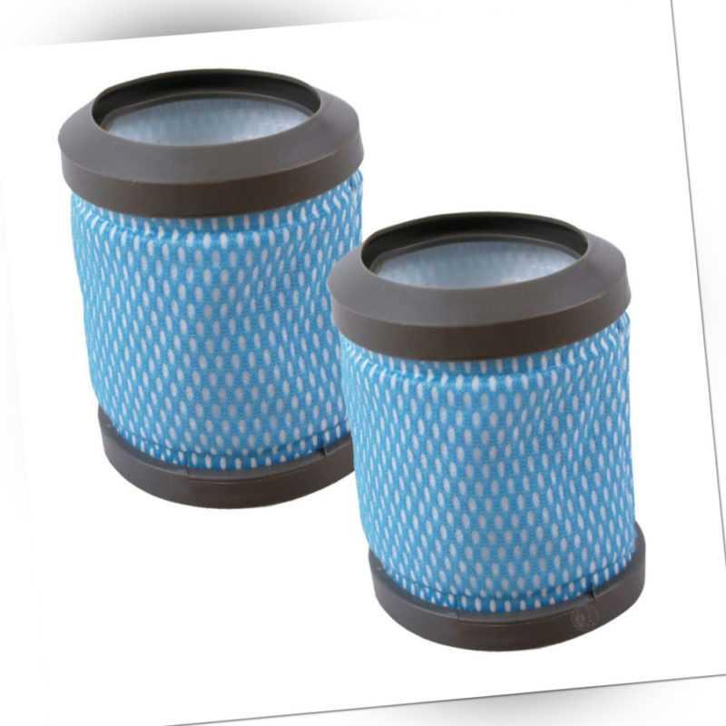 2 Abluftfilter passend für Hoover Freedom FD22G, FD22BR, FD22BEY, FD22RP, FD22BC