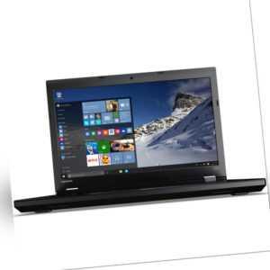 "Lenovo ThinkPad L560 Laptop 15,6"" i5-6300U 2,4GHz 8GB Ram 256GB SSD Windows 10"