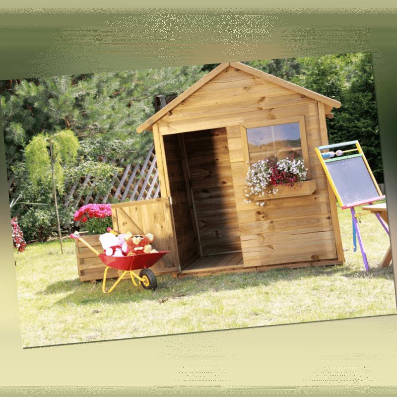 ❤️ Kinderhaus Benny Ela Tobi Kinderspielhaus Gartenhaus Spielhaus Mateusz❤️