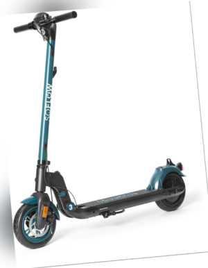 SOFLOW - SO3 E-Scooter schwarz grün mit dt. Straßenzulassung bis 30km Reichweite
