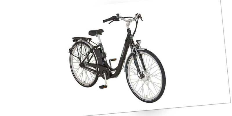 "Alu-City E-Bike 28"" Vorderradmotor Elektrofahrrad *B-Ware (Selbstabholung)"