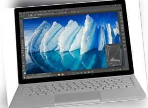Microsoft Surface Book 13.5 Zoll i7-6600U 8GB 256GB SSD GTX 965M - Zustand gut