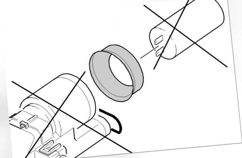 Kärcher Dichtring für Kondensator 9.080-465.0 (9.080-421.0)