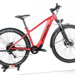 "29"" FOCUS Whistler² 6.9 EQP 42cm 46cm Pedelec E-Bike Pedelec 9K 250Wh 2018 rot"