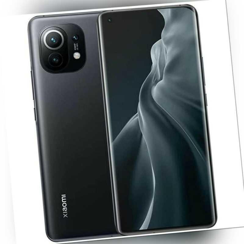 Xiaomi Mi 11 5G 256GB Smartphone Midnight Gray Grau *Neu* vom...