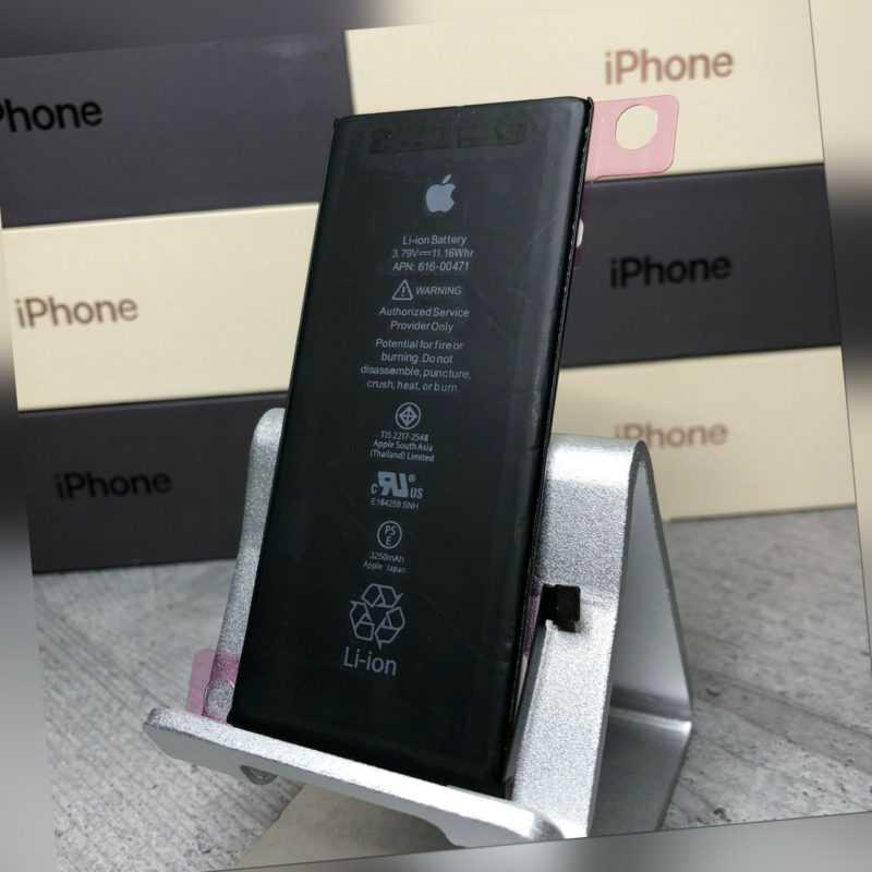 Original Apple iPhone Xr Akku Batterie Polymer Pulled 3250 mAh Bj2021 GARANTIE