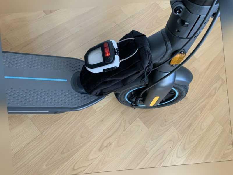 E-Scooter Tasche - Schwarz