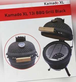 Keramikgrill Kamado xl 13i BBQ Smoker BBQ Grill Keramik RÄUCHERN Räucherofen NEU