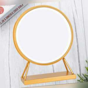1pc Decorative Durable Reusable Tabletop Mirror Makeup Mirror Friend Family