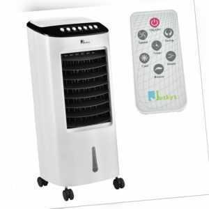 Mobiles Klimagerät Klimaanlage Aircooler Ventilator 65 Watt Juskys® - B-Ware
