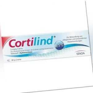 CORTILIND 5 mg/g Hydrocortison Creme 30 g PZN 10786214