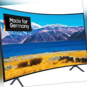 SAMSUNG GU65TU8379U Curved 165 cm 4K LED TV Smart TV Triple Tuner HDMI B-WARE