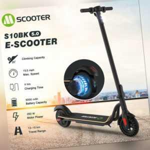 Megawheels S1&S10-5.0 E-Scooter Scooter Elektroroller Roller Faltbare E-Roller
