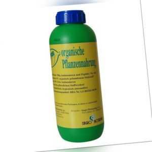 (24,95 EUR/L) Siapton® 1 Liter Aminosäuren-Pflanzennahrung, Bio Dünger *