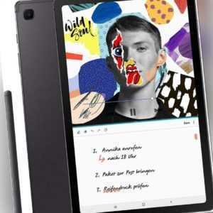 Samsung Galaxy Tab S6 Lite P610 64GB Oxford Gray Tablet - NEUWERTIG - DE HÄNDLER