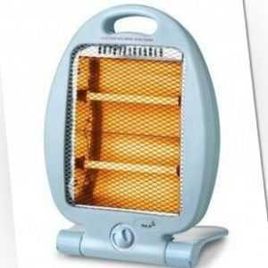 Infrarotstrahler Heizstrahler Wärmestrahler 400W-800W hellblau