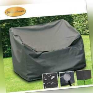 Premium Gartenbank Abdeckplane Abdeckung Schutzhülle Wetterfest für Gartenmöbel