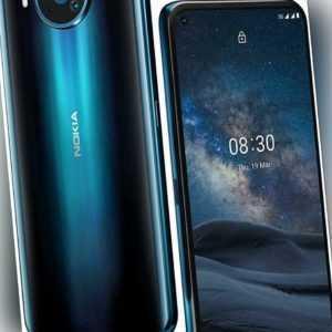 Nokia 8.3 5G 6.81 Inch Android UK 5G Smartphone 64 GB Storage -...