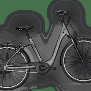 KALKHOFF City e-bike Elektrofahrrad AGATTU 1.S XXL (170kg) grey Gr.L/55cm 621Wh