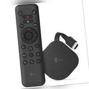 Telekom Magenta TV Stick - Streaming Stick - Android TV-Netflix - 4K B-Ware