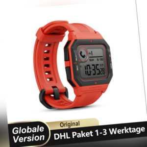 Amazfit Neo Smartwatch Sports Fitness Tracker Bluetooth Orange für iPhone Xiaomi