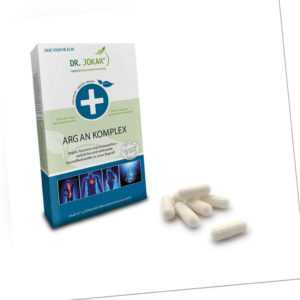 Argan Komplex - Arganöl, Hyaluron Astaxanthin für Gelenke Zellschutz Haut, Haare