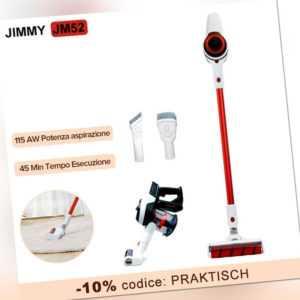 JIMMY JM52 Handstaubsauger Akku-Staubsauger Leicht Kabellos Austauschbarer Akku