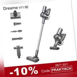 Dreame V11 SE Handstaubsauger Staubsauger Akkusauger +  Milbenentfernungsbürste
